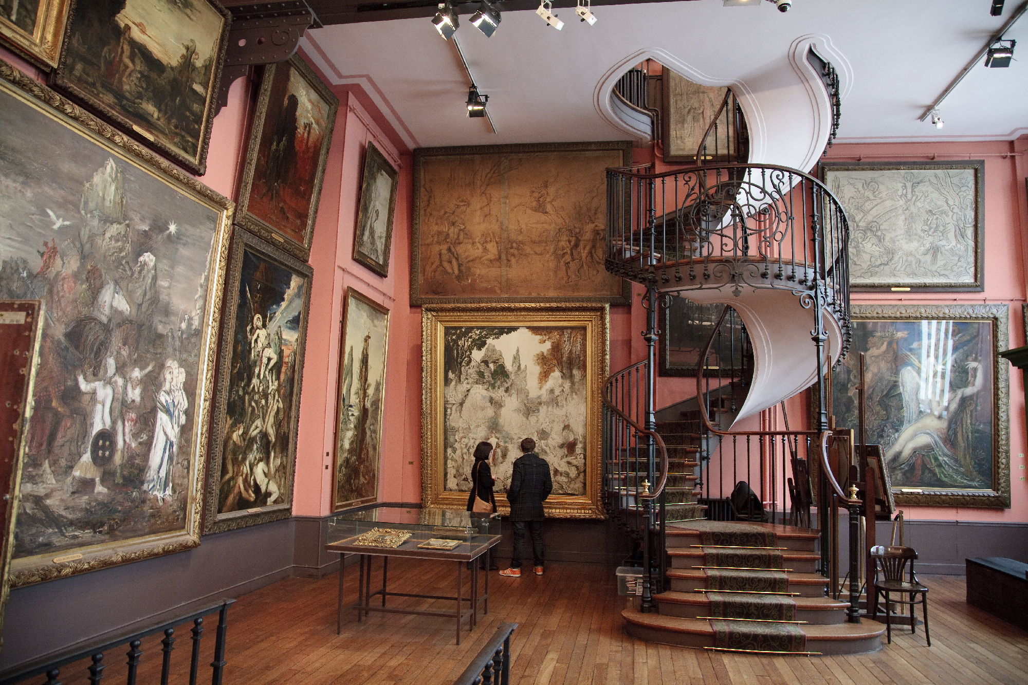 Live the dream at the Musée Gustave Moreau