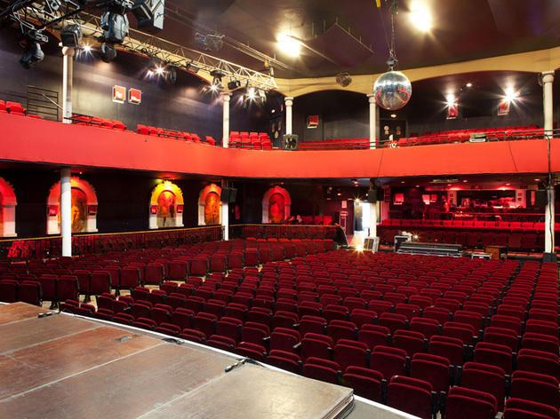 salle theatre bataclan