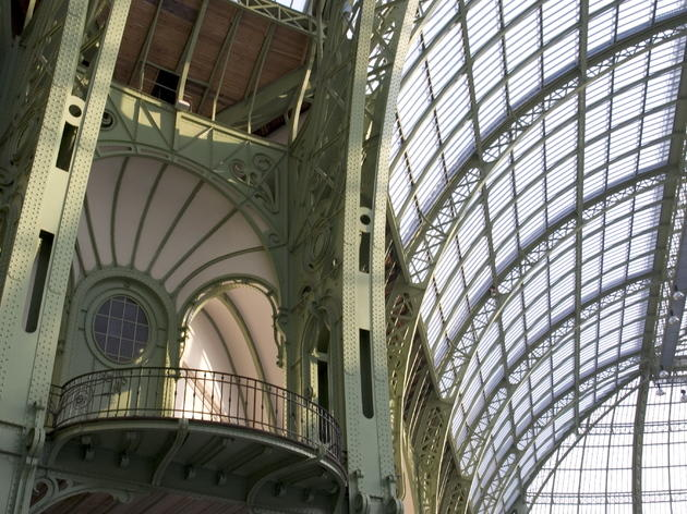 Visit the Grand and Petit Palais in one day