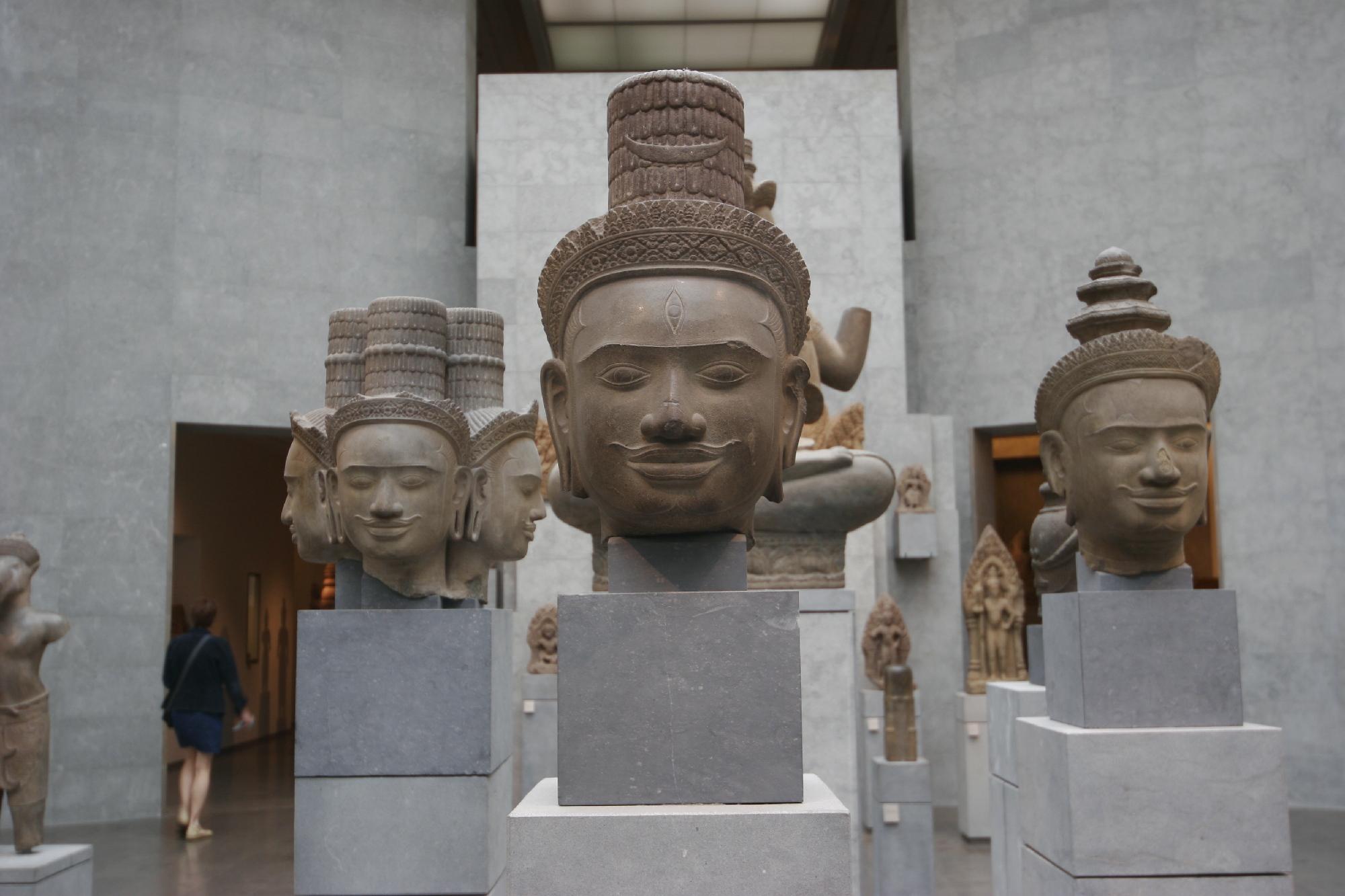 Musée National des Arts Asiatiques