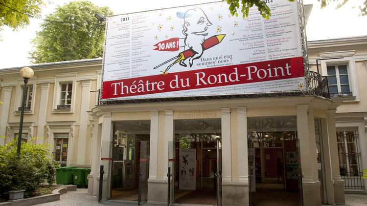 Théâtre du rond point