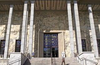 Musée national de l'histoire de l'Immigration - Palais de la Porte Dorée