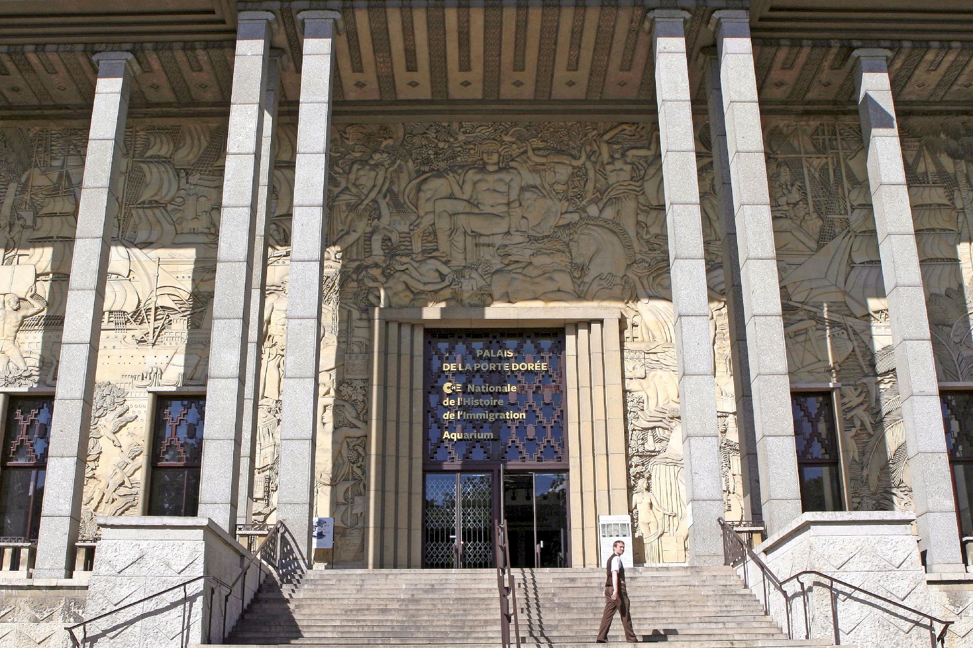 Cité Nationale de l'Histoire de l'Immigration - Palais de la Porte Dorée