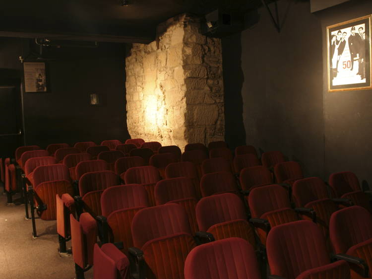 Théâtre de la Huchette