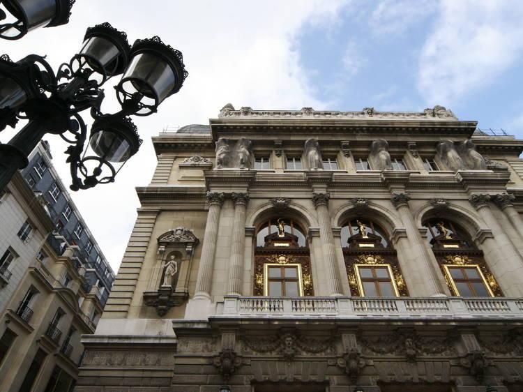 Théâtre national de l'Opéra Comique