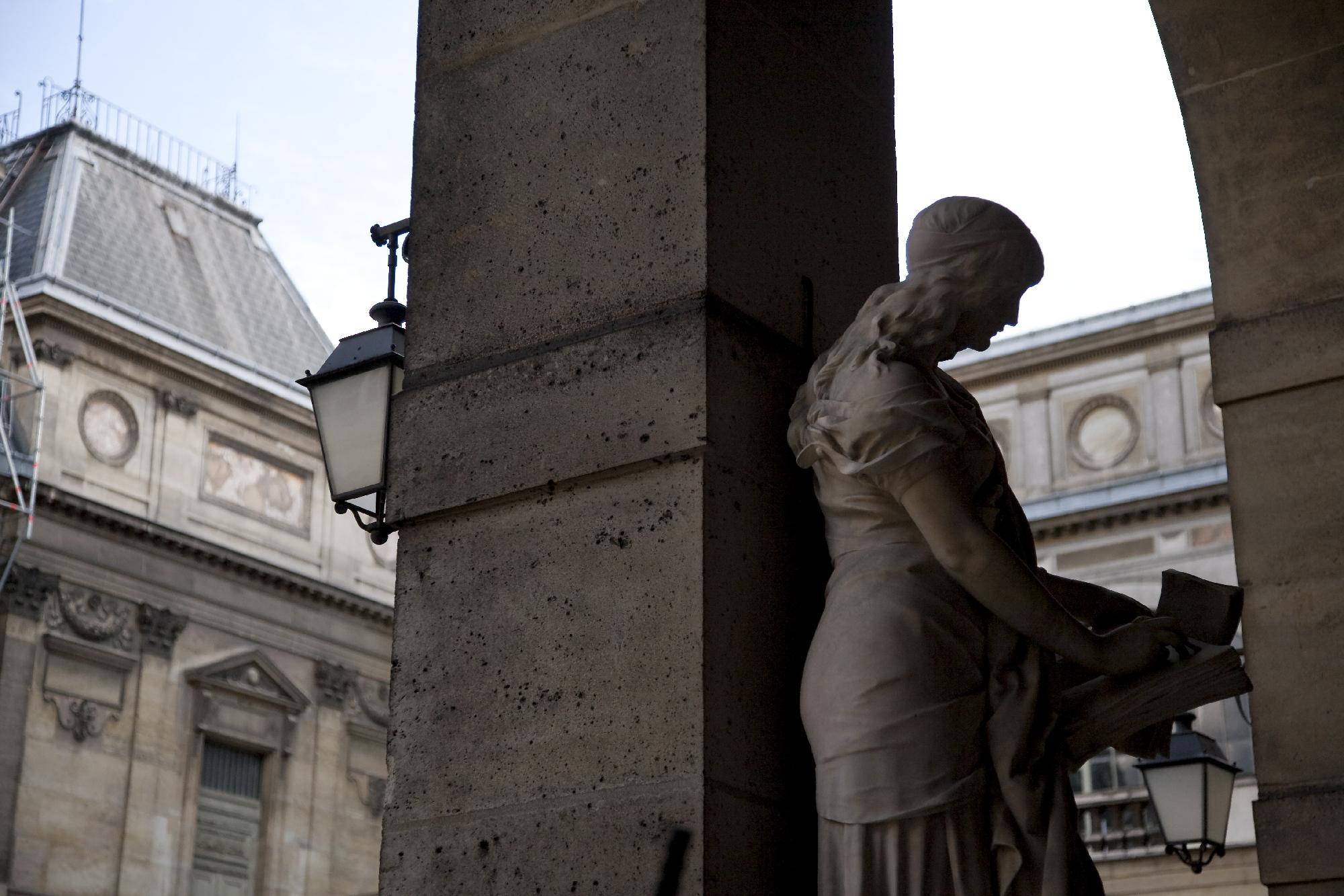 Bibliothèque Nationale de France - Richelieu & Musée du Cabinet des Médailles