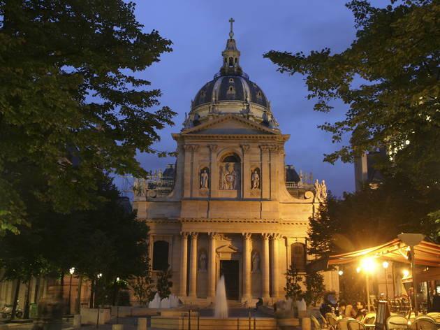 Jeu de piste à Sorbonne-Universités