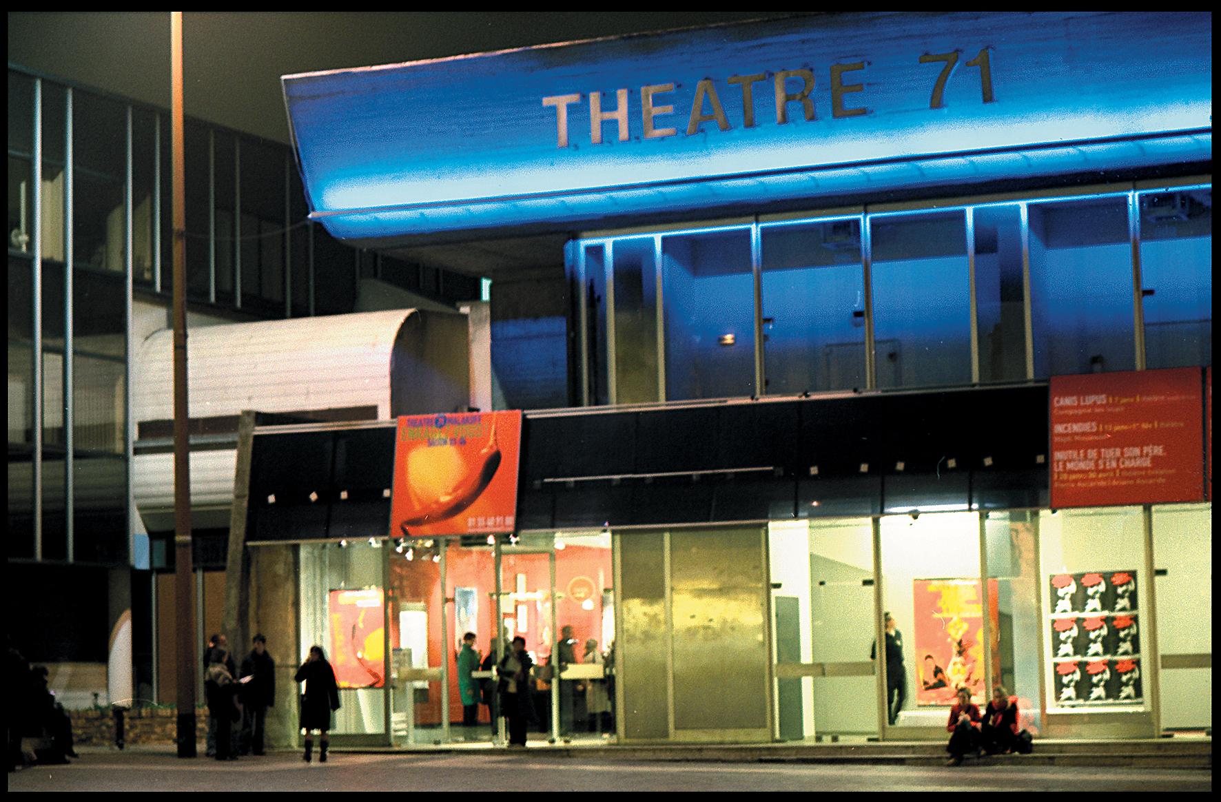 Malakoff • Théâtre 71