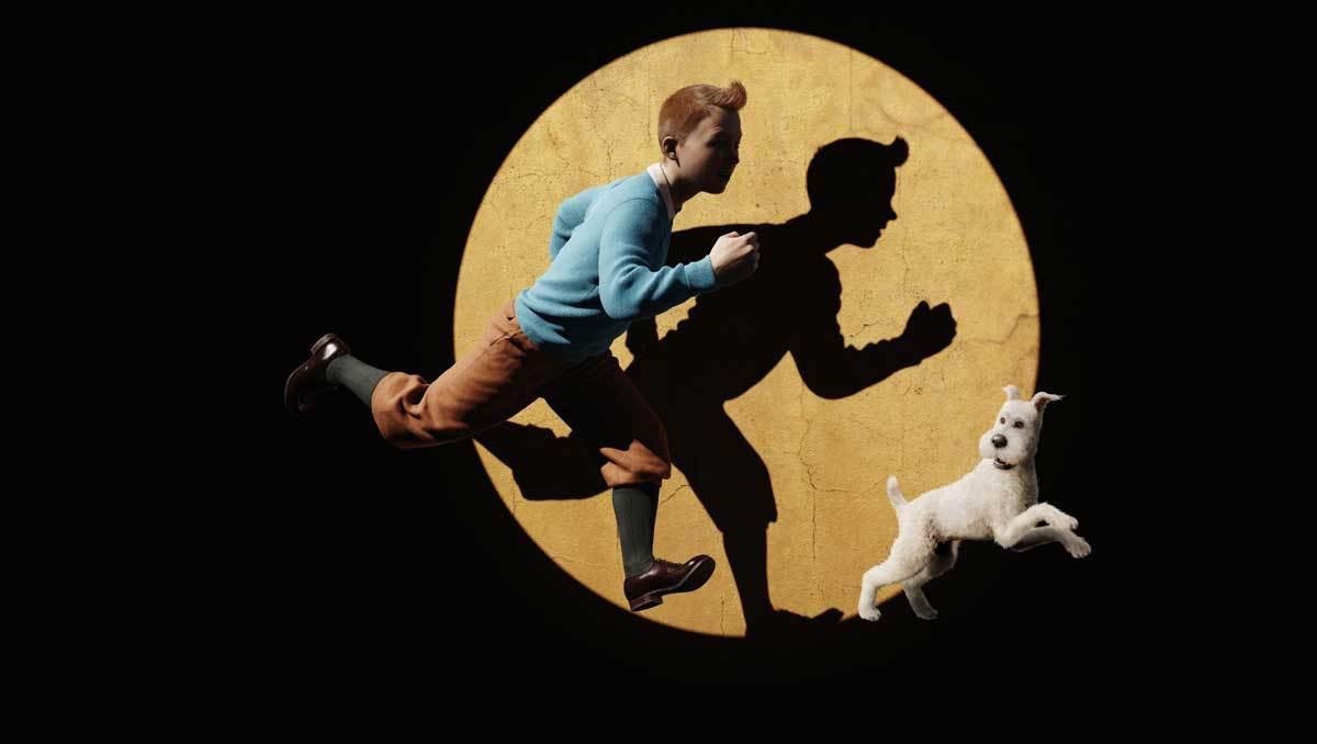 Hergé vole la vedette à Tintin au Grand Palais