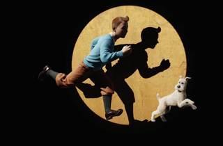 Les Aventures de Tintin : Le Secret de la Licorne, en 3D