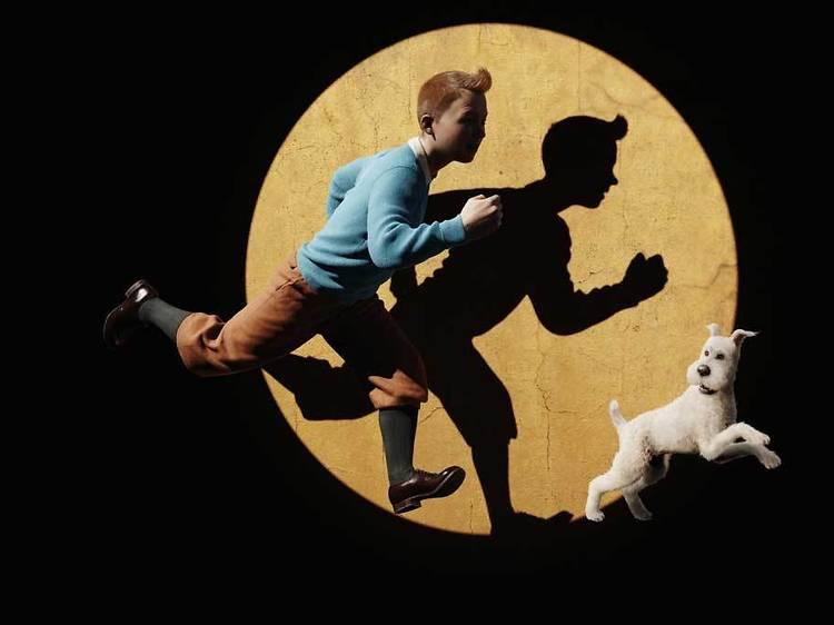 Un film en 3D • Les Aventures de Tintin : Le Secret de la Licorne