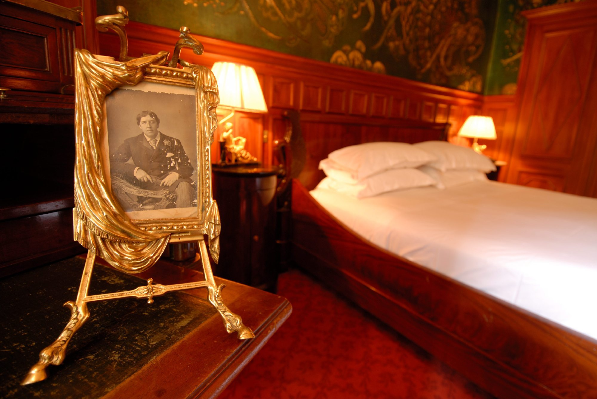Literary hotels