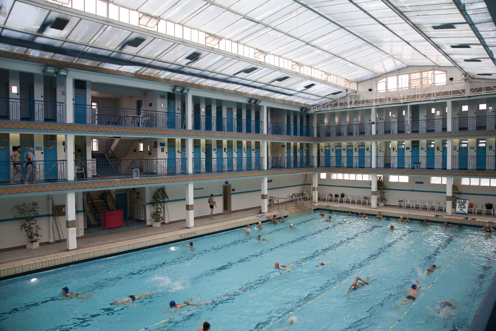 Piscine Pontoise Quartier Latin Sport And Fitness In Jussieu Paris
