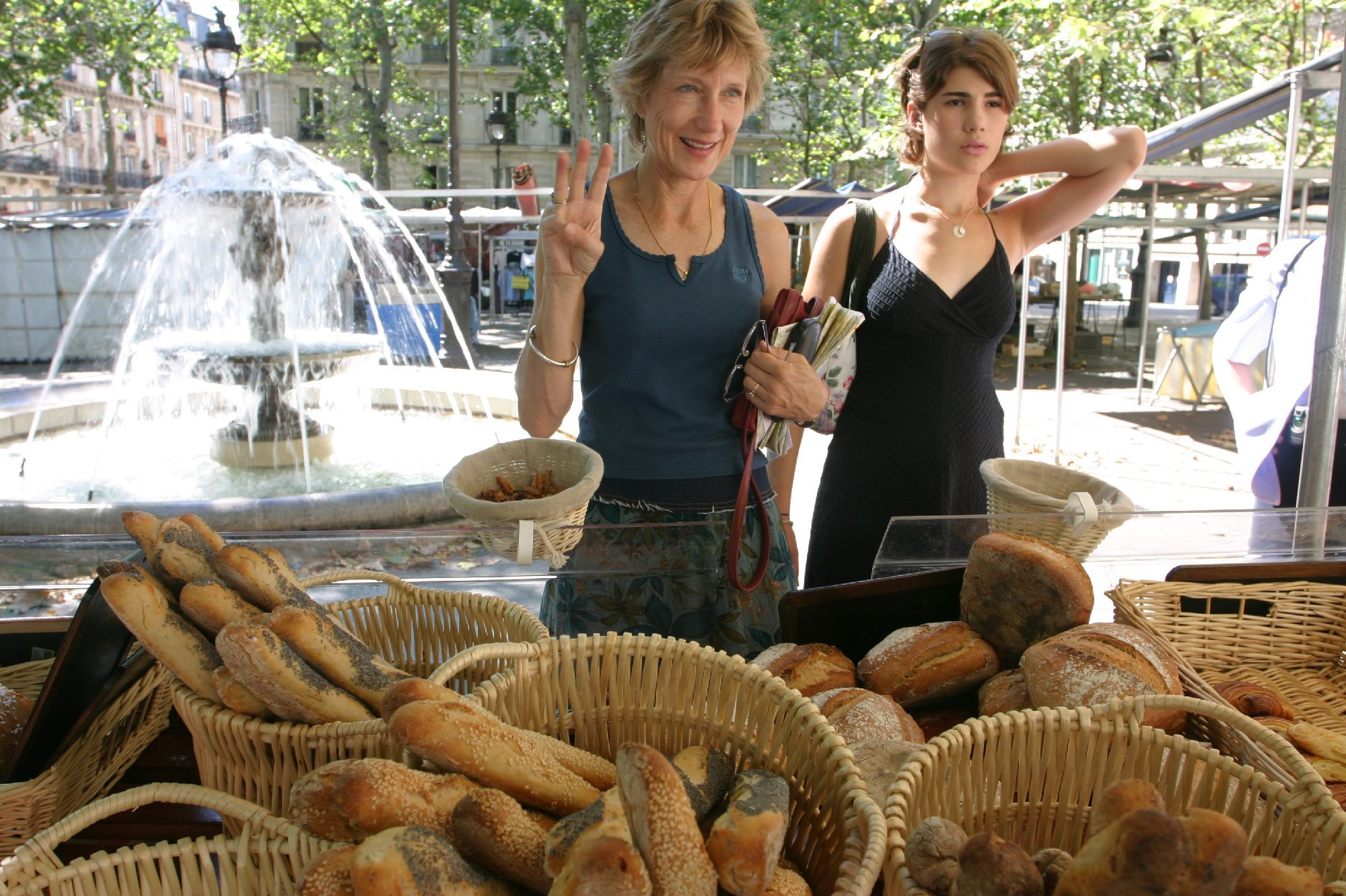 Ditch Monoprix and head for Marché Beauvau