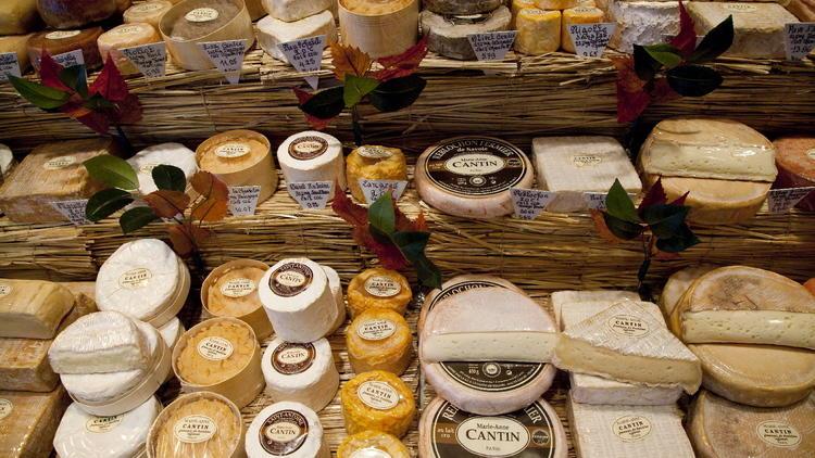 Marie Anne Cantin Cheese