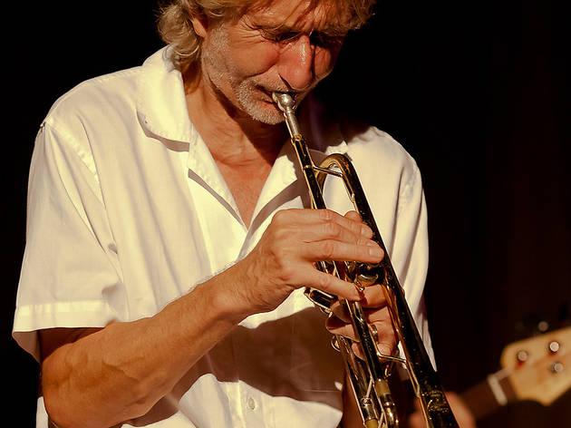 Vincent Artaud Quartet invite Erik Truffaz