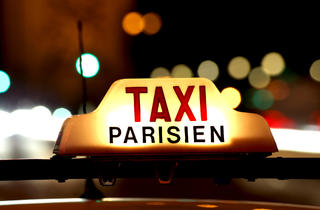 Taxis in Paris | Travel information | Paris