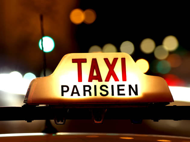 Taxis in Paris