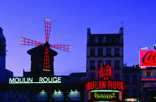 (Moulin Rouge : Jacques Lebar / Paris Tourist Office)