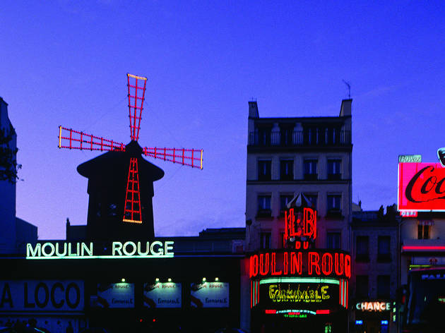 (Moulin Rouge : Jacques Lebar / Paris Tourist Office)