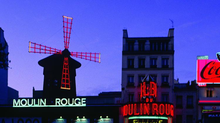 Moulin Rouge : Jacques Lebar / Paris Tourist Office