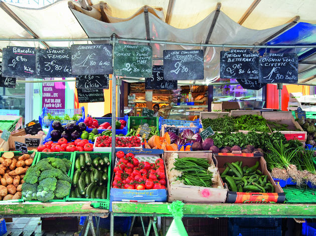 The best Paris markets