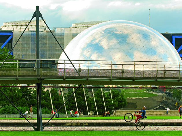 Find a show to see at Parc de la Villette