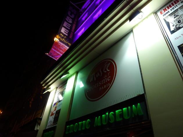 Museum: Musée de l'Erotisme
