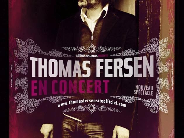 Thomas Fersen + Kidwithnoeyes