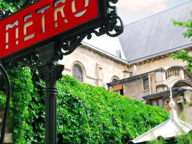 Explore Saint-Germain-des-Prés and the Latin Quarter
