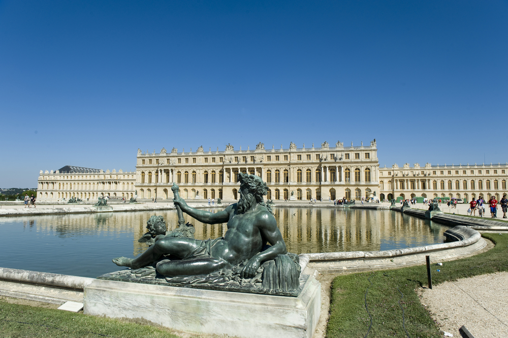 Take a trip to the Château de Versailles