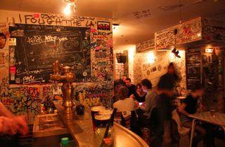 Tape Bar / © Camille Griffoulières