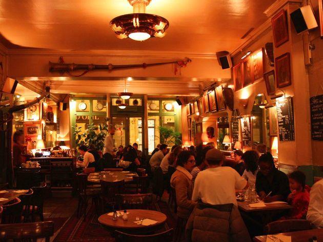 caf de l 39 industrie restaurants in roquette paris. Black Bedroom Furniture Sets. Home Design Ideas
