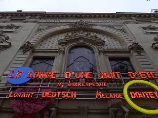Les meilleures salles de th tres de paris bon me - Plan salle theatre porte saint martin ...
