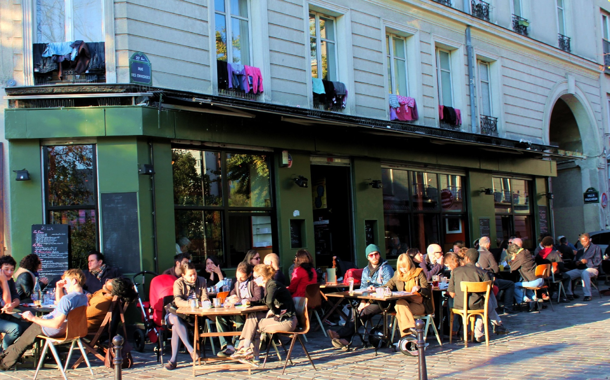 Fabuleux The best outdoor bars in Paris – Time Out Paris KM49