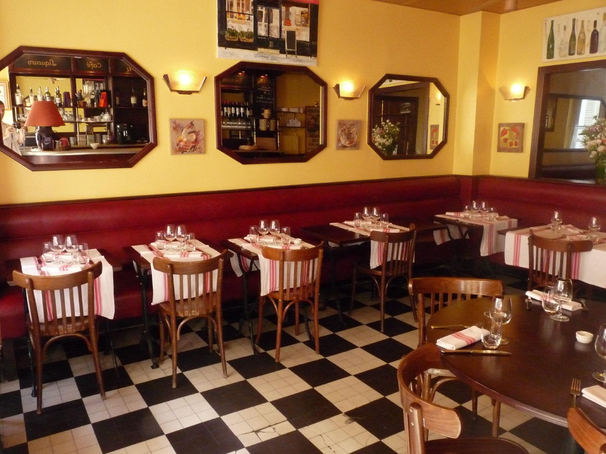 Restaurant L'Entredgeu