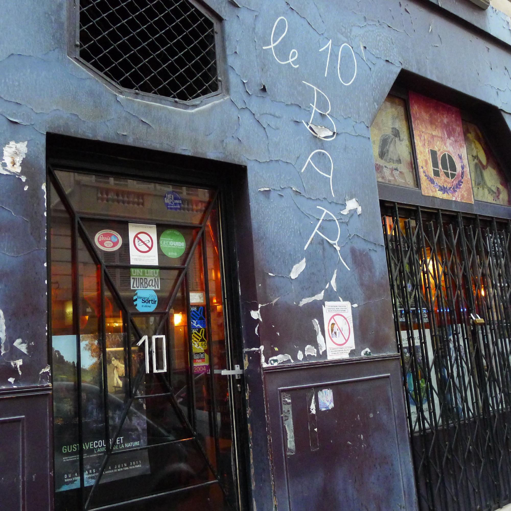 Le Dix Bar