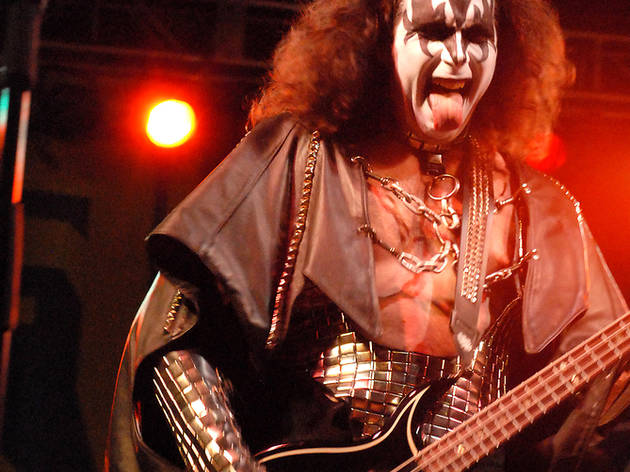 Kiss tribute act