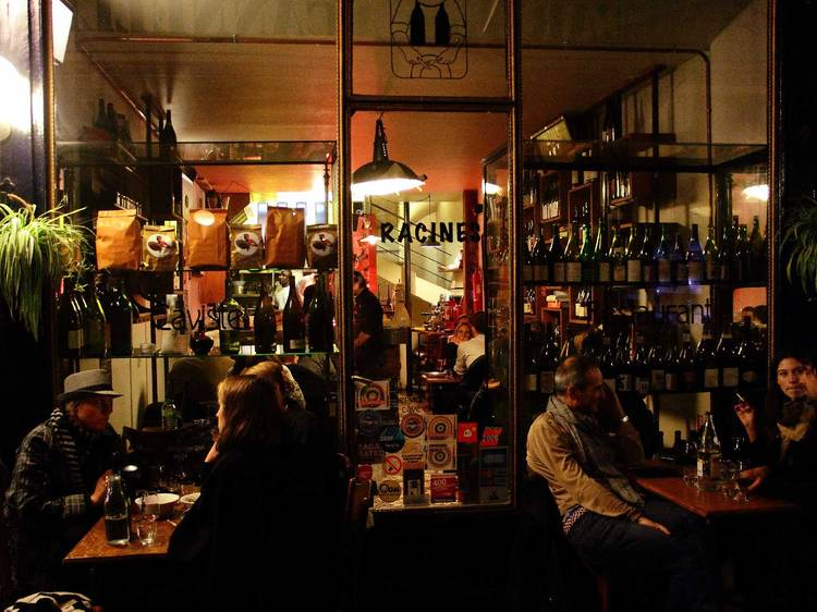 Step back in time at historic trattoria Racines