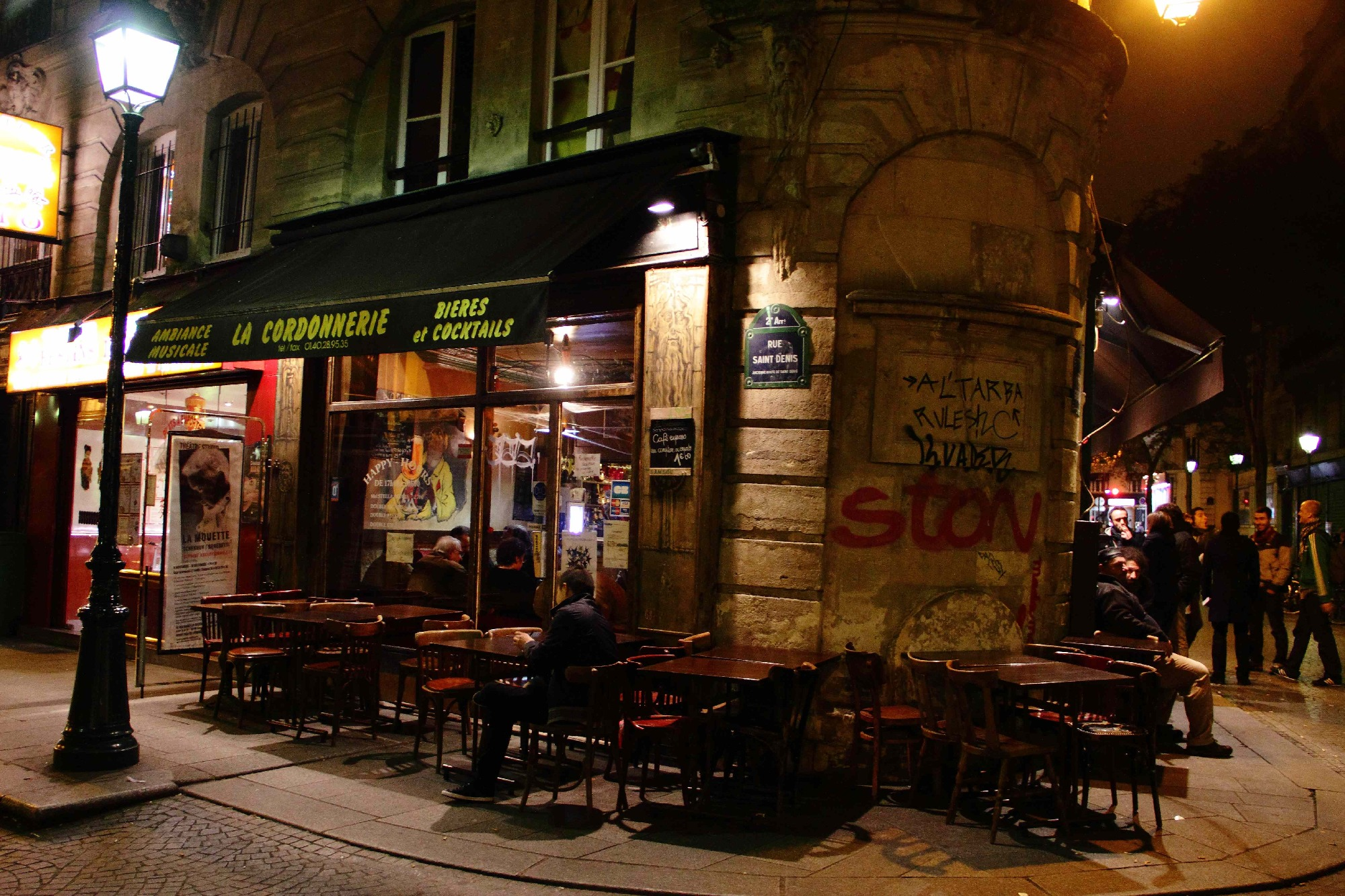 Cafe Bar Saint Etienne