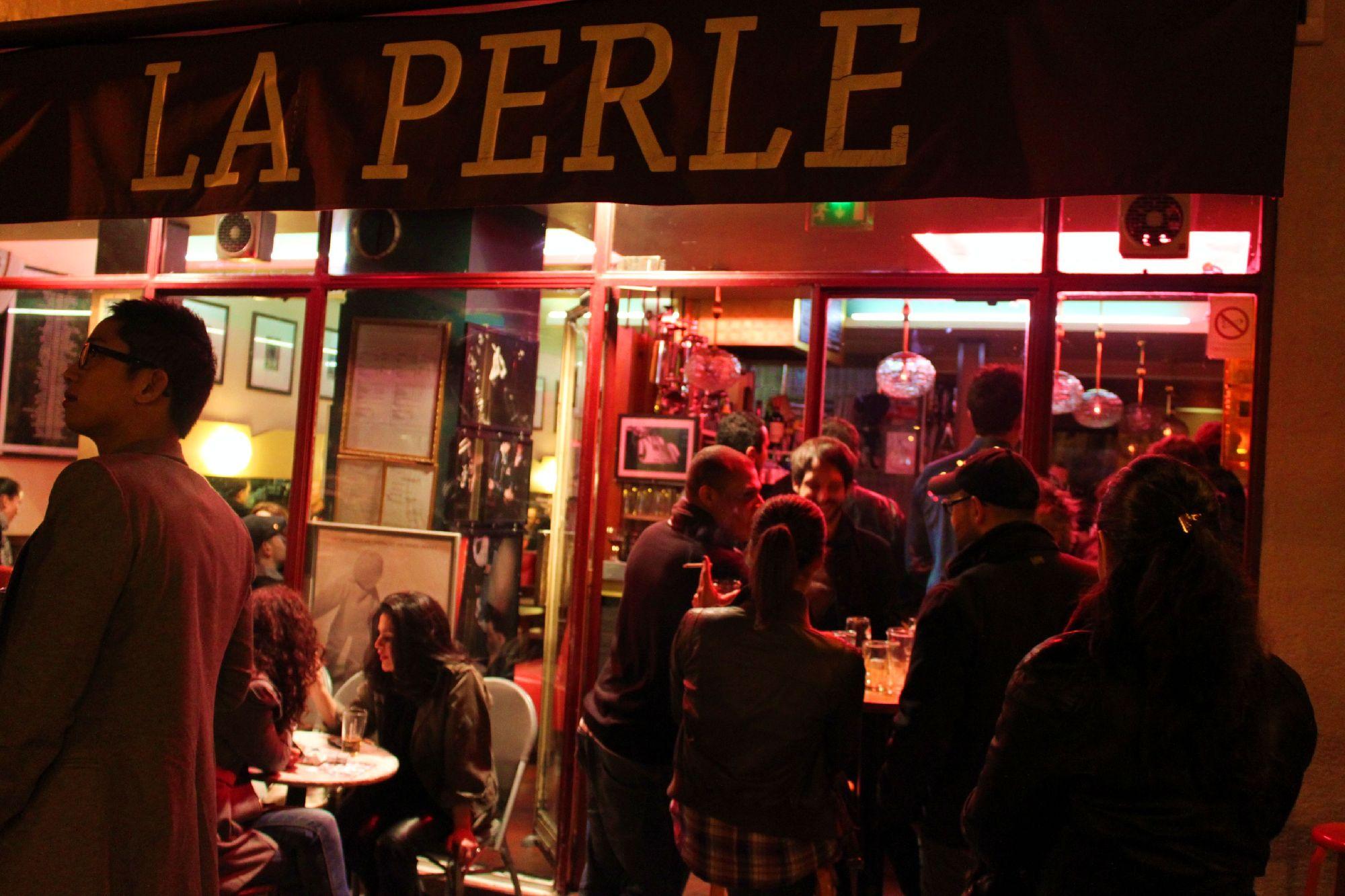 Tous les bars - Marais - Châtelet
