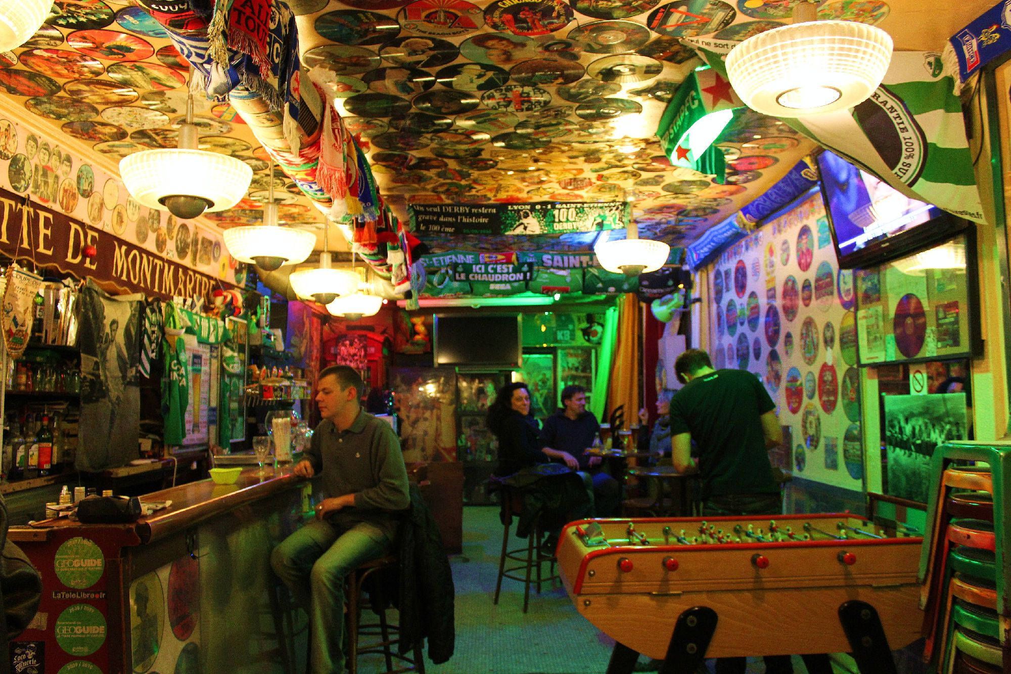 The best cheap bars in Paris: where to drink on a budget | Bars ...