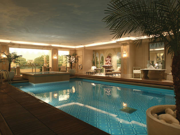 Four Seasons George V Spa