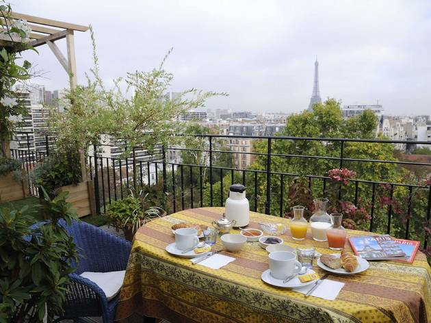 Alcove & Agapes-Bed and Breakfast in Paris
