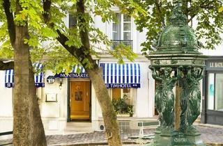 (Fontaine Wallace Montmartre)