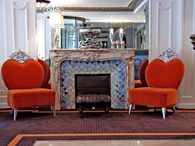 Hôtel Elysées Ceramic
