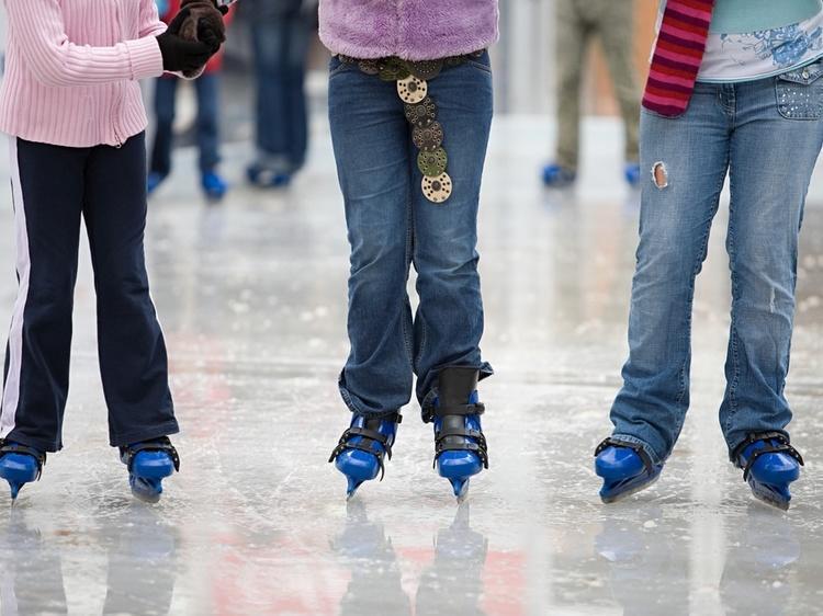 Patinoire Sonja Henie : la glace de Bercy