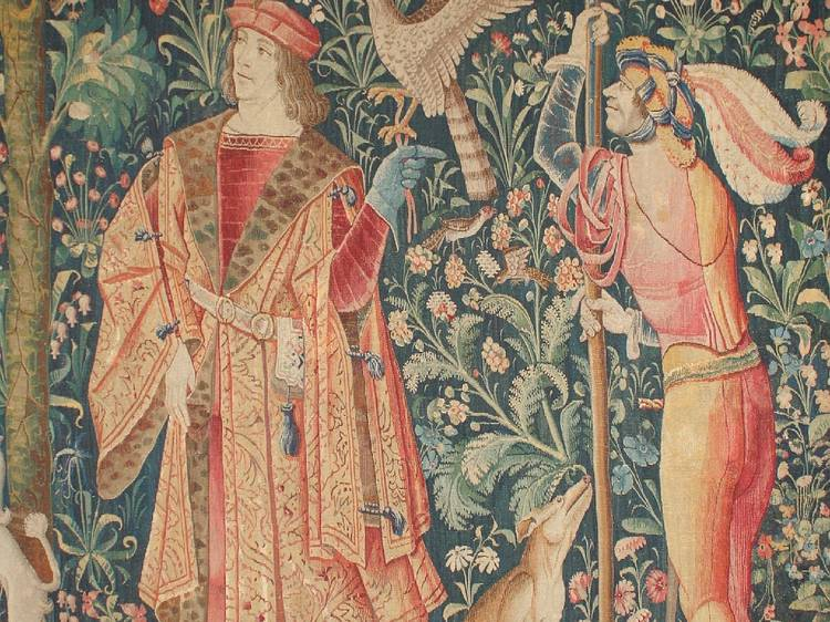 Visit the royal Gobelins tapestry factory