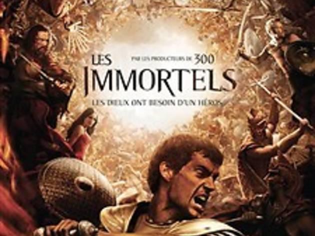 Les Immortels, 3D