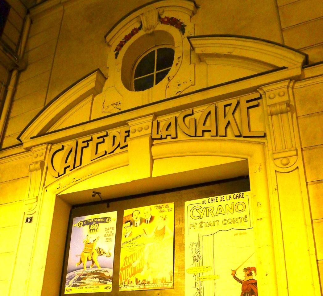 Une fabrique de ventilateurs • Café de la Gare